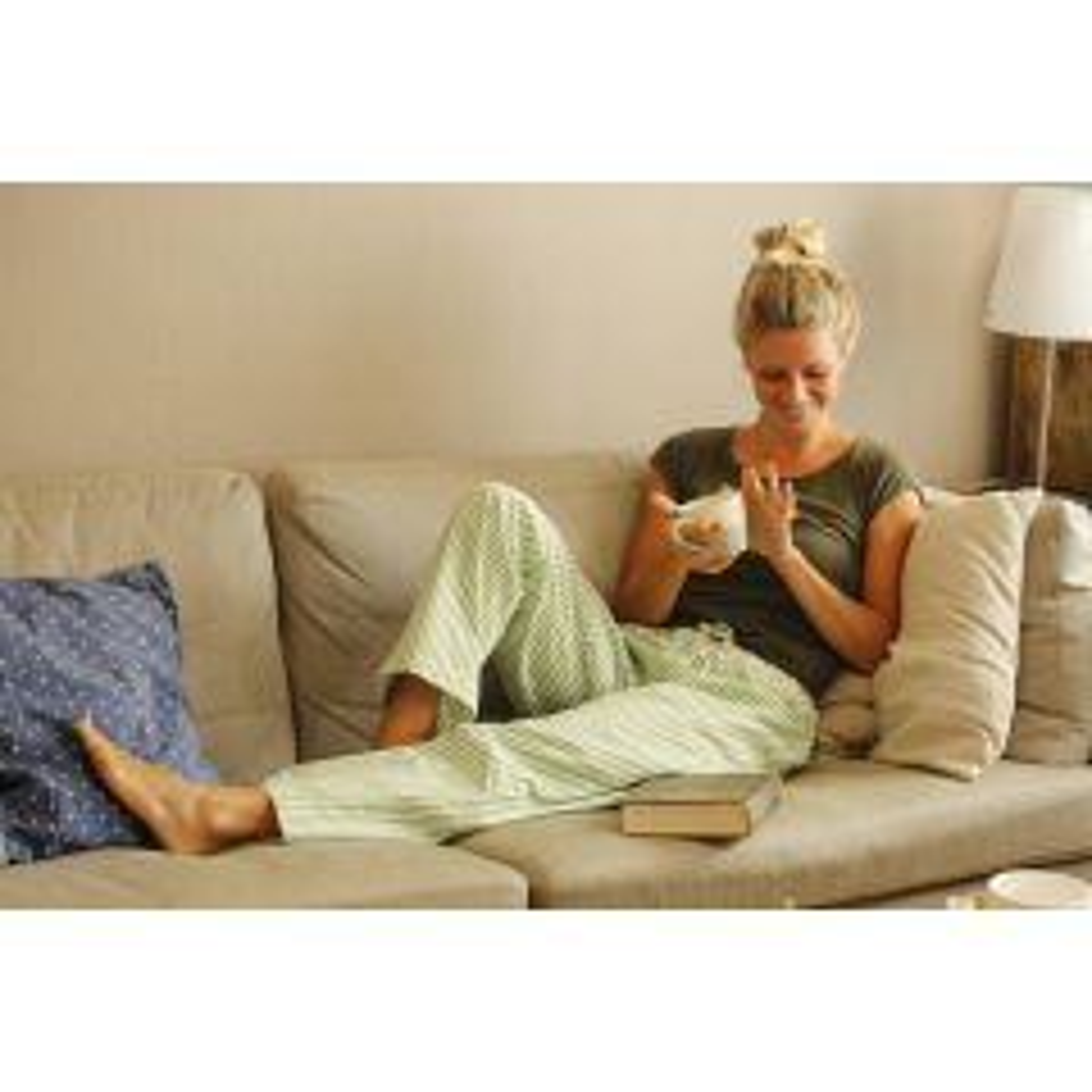 Landlust - Schnittmuster Pyjamahose