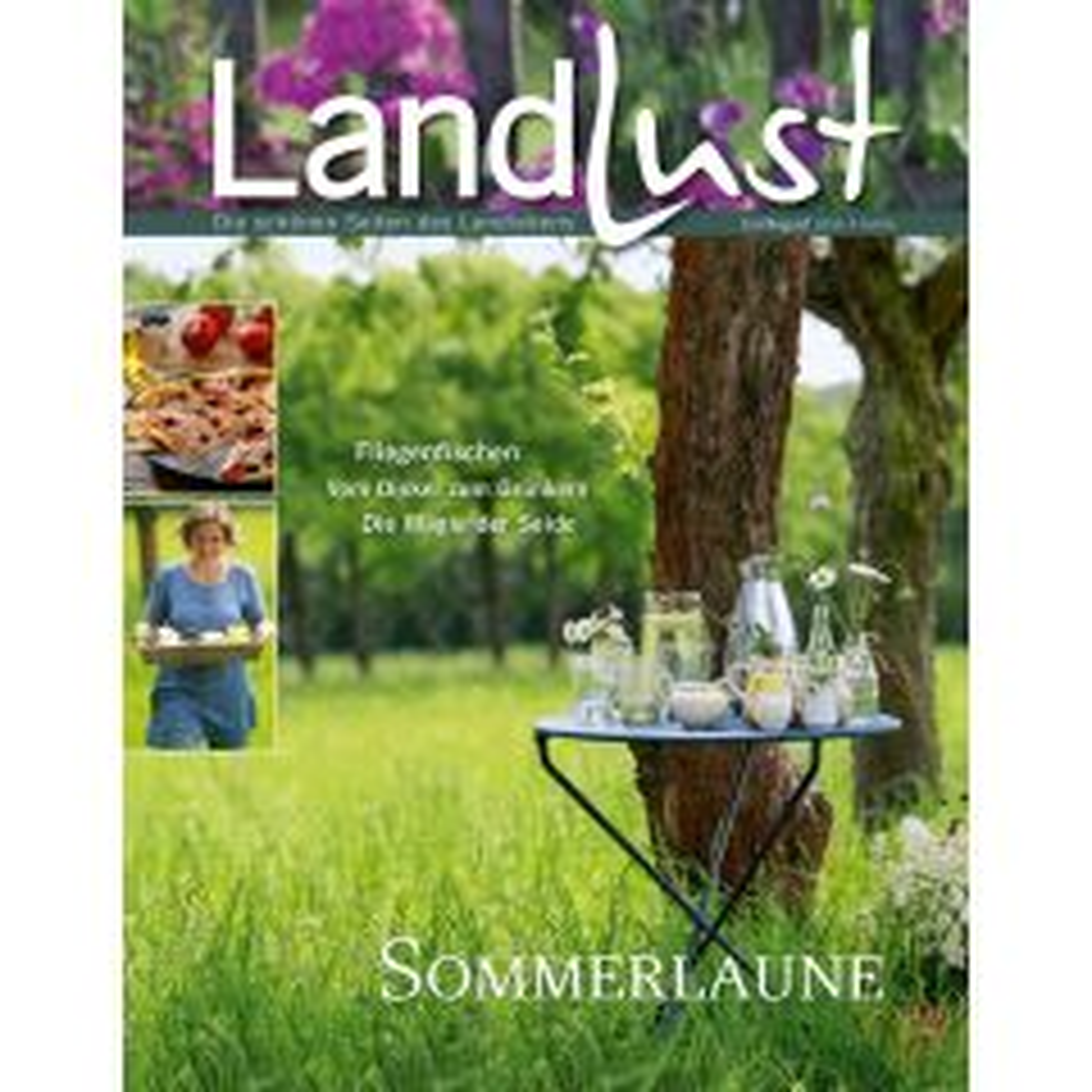 Landlust Heft 4/2015