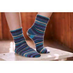 Landlust - Sockenwolle Ringel