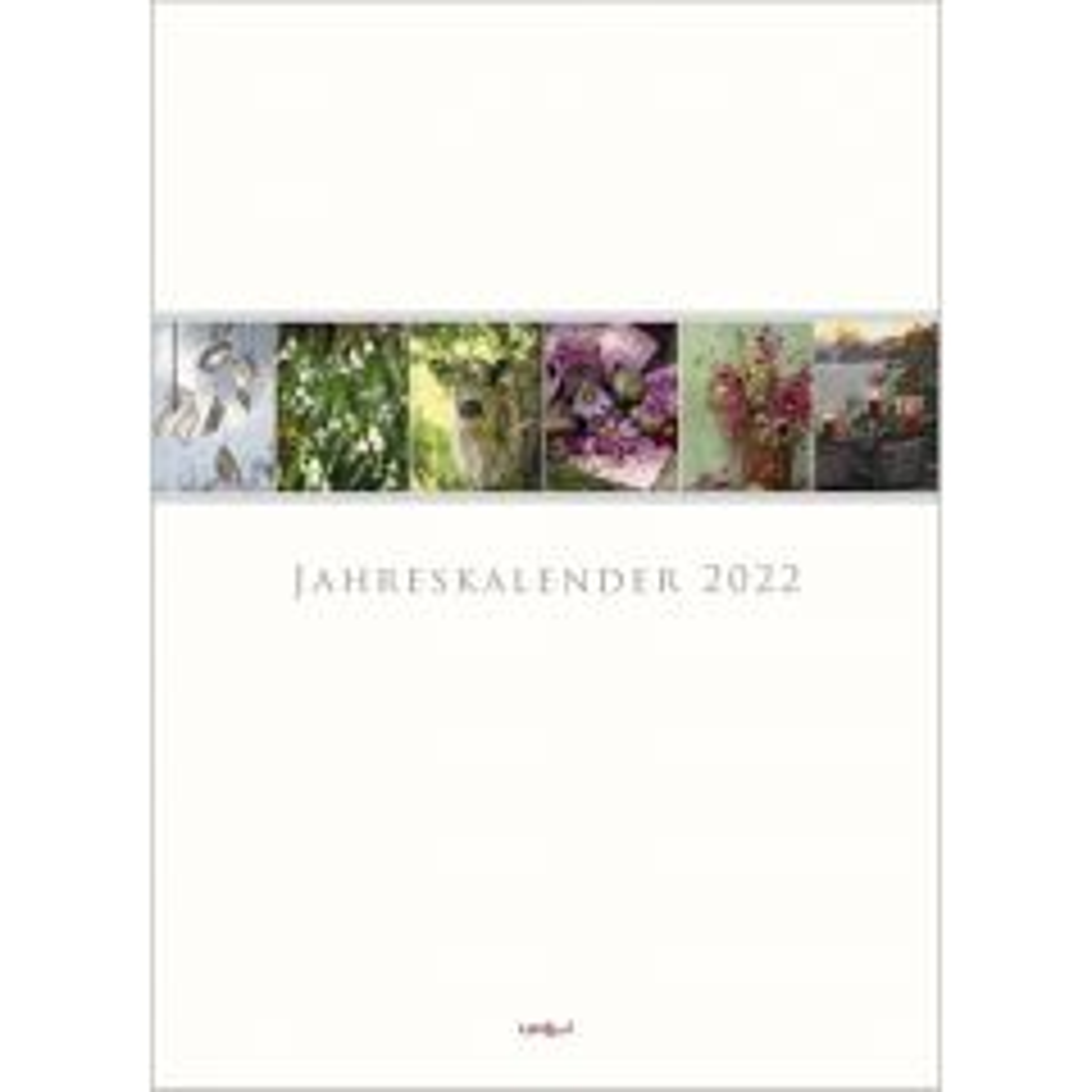 Landlust - Jahreskalender 2022