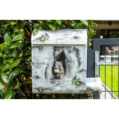 Landlust - Briefkasten Eichhörnchen