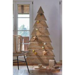 Landlust - Holzweihnachtsbaum mit Adventskalender