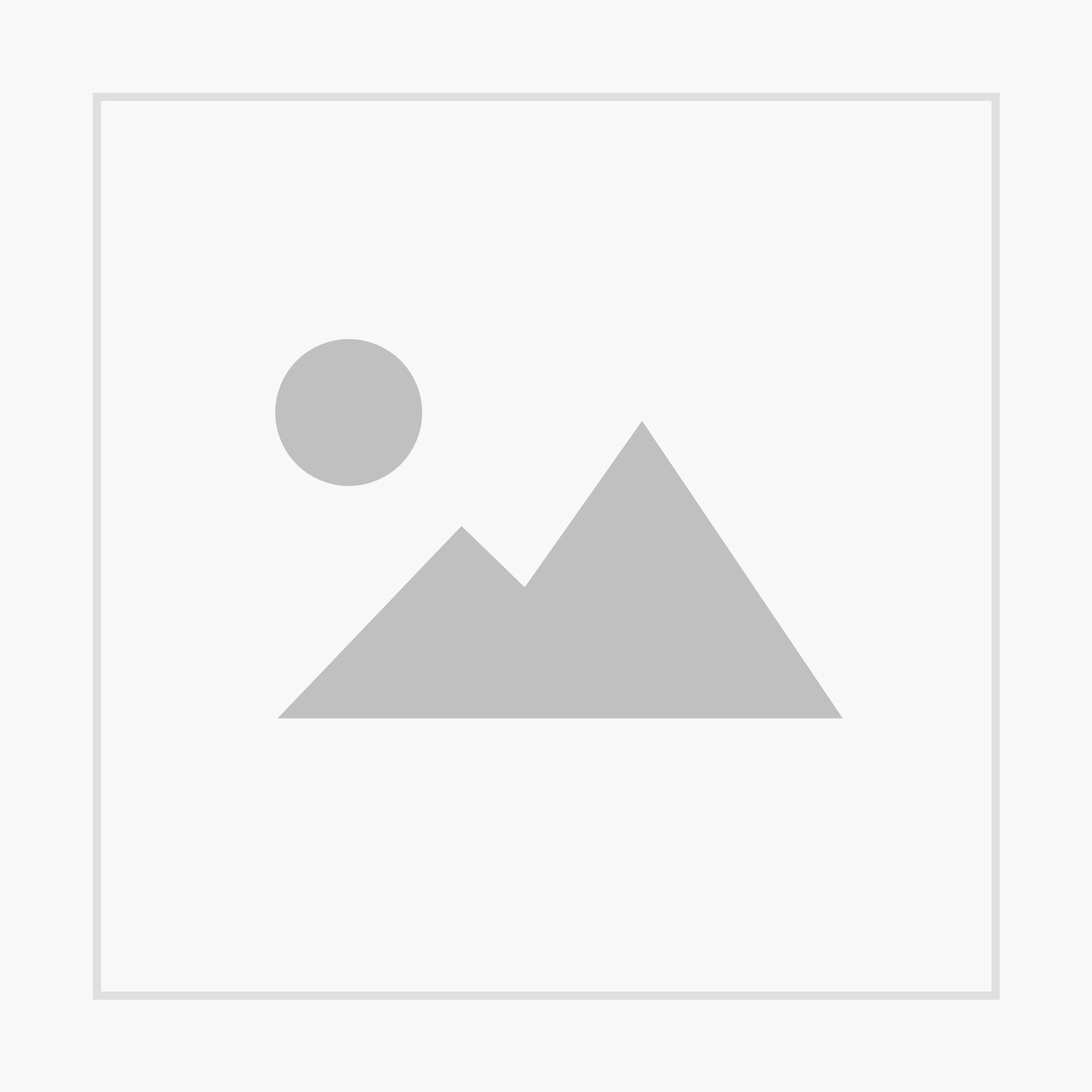 Landlust - Weihnachtsbaum mit goldenen Kerzen